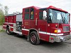 Camion pompier - Autopompe
