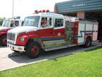 camion pompier autopompe